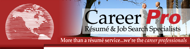 CareerPro Resume Service - Click to ChatHome